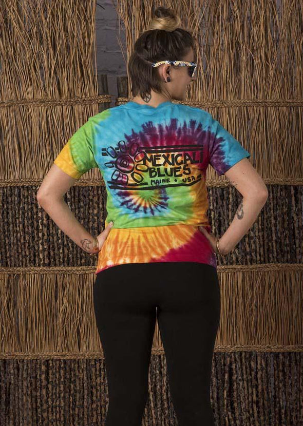 Steal Your State Tie Dye T