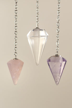 Gemstone Pendulum