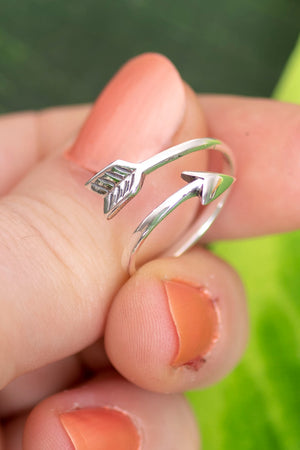 Arrow Wrap Ring