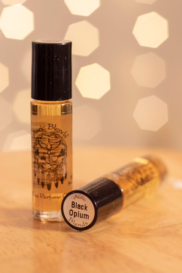 Auric Blends Perfume Oils