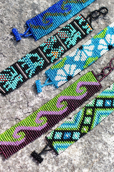 Beaded Guatemala Bracelet