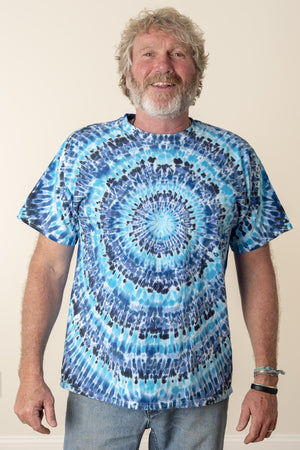 Blues Burst Killer Tie Dye - Mexicali Blues