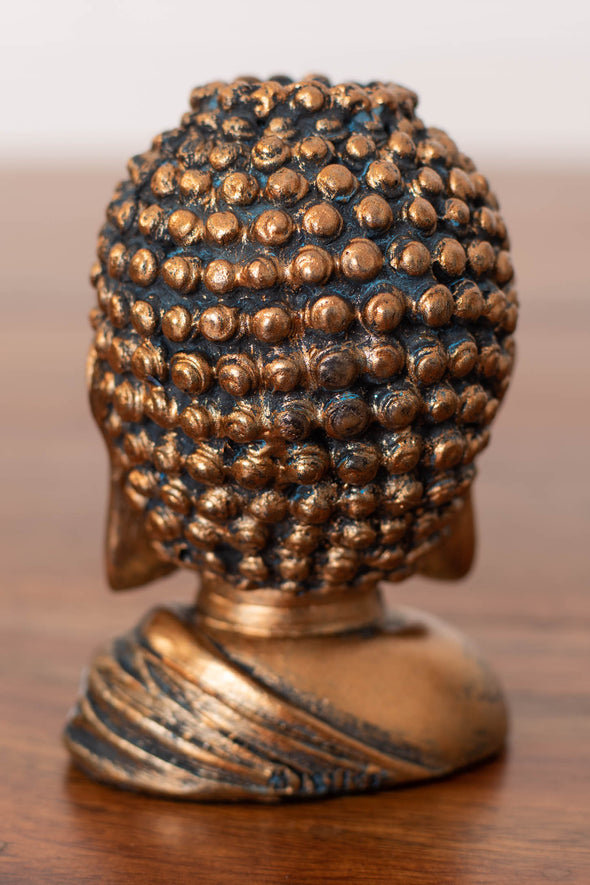 Buddha Head Backflow Incense Burner
