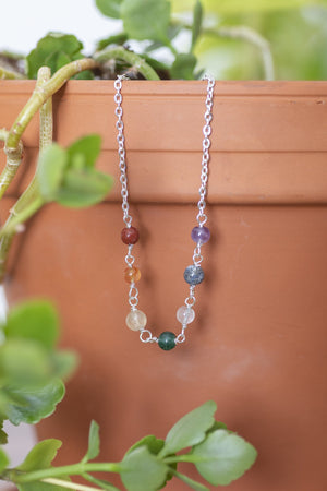 Chakra Chain Necklace