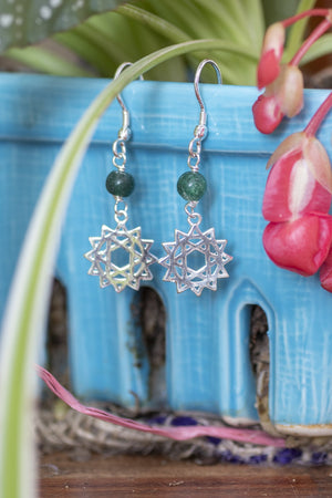Chakra Earrings
