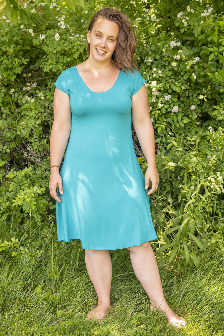 Dancing Daze Jersey Dress
