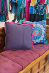 Drishti Square Pillow