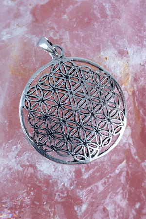 Flower Of Life Pendant