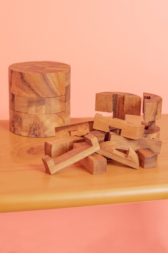 Handmade Wooden Puzzles