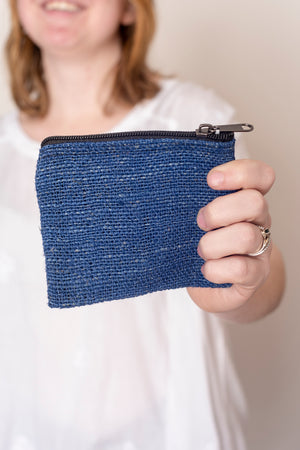 Hemp Coin Purse