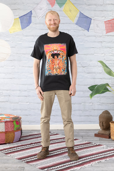 Jimi Hendrix Axis Bold As Love T