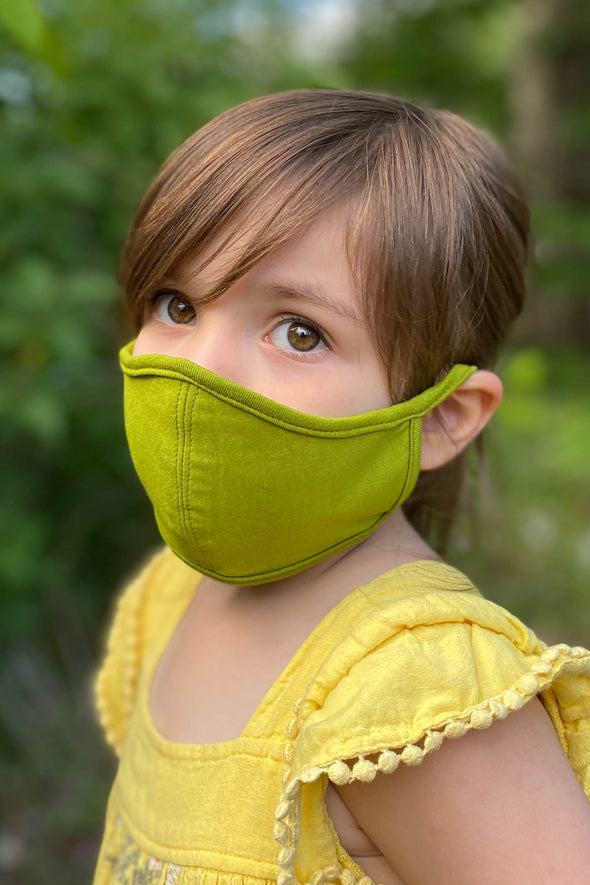 Kids' Face Mask with Filter Pocket