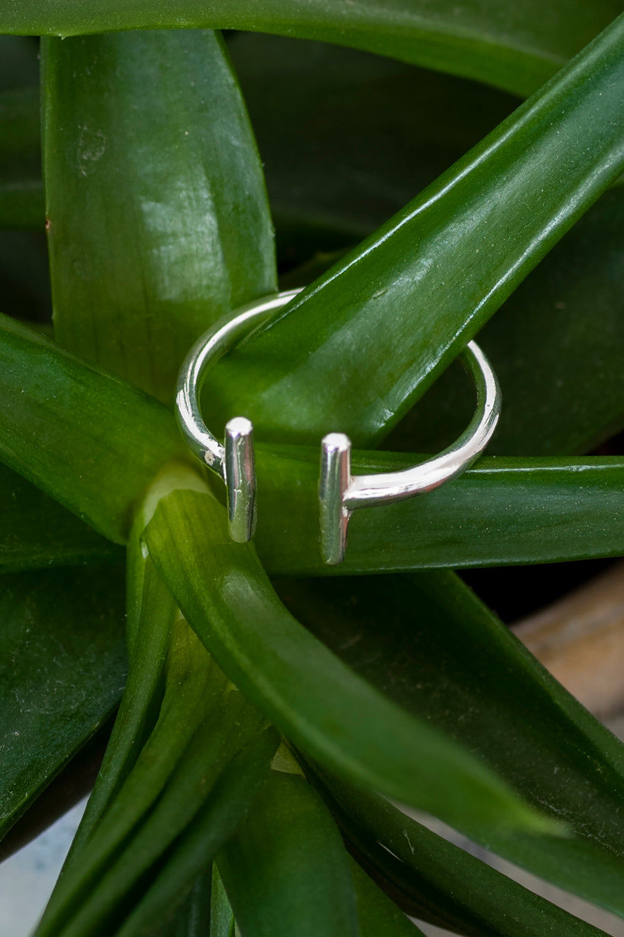 Mod Shapes Ring