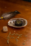 Sage Kit With Abalone Shell Holder