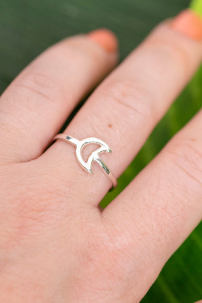 Sterling Shape Ring