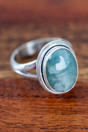Sterling Sundara Gem Oval Ring