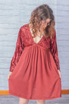 Velveteen Anika Dress
