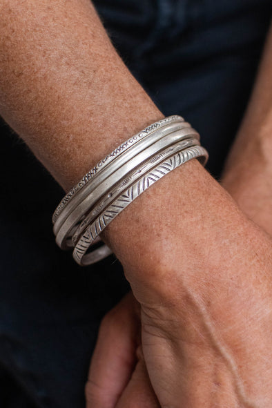Zamak Azra Bangle