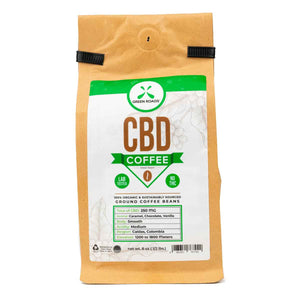 CBD Coffee – 8 oz
