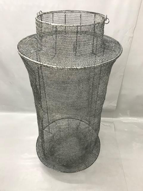 Grey Wire Lantern Small