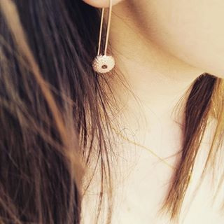 Echinos Hook Earrings