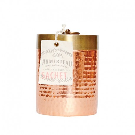 Homestead Candle, Sachet