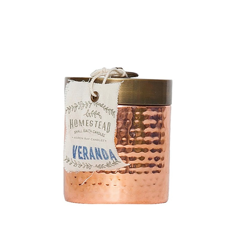 Homestead Candle, Veranda