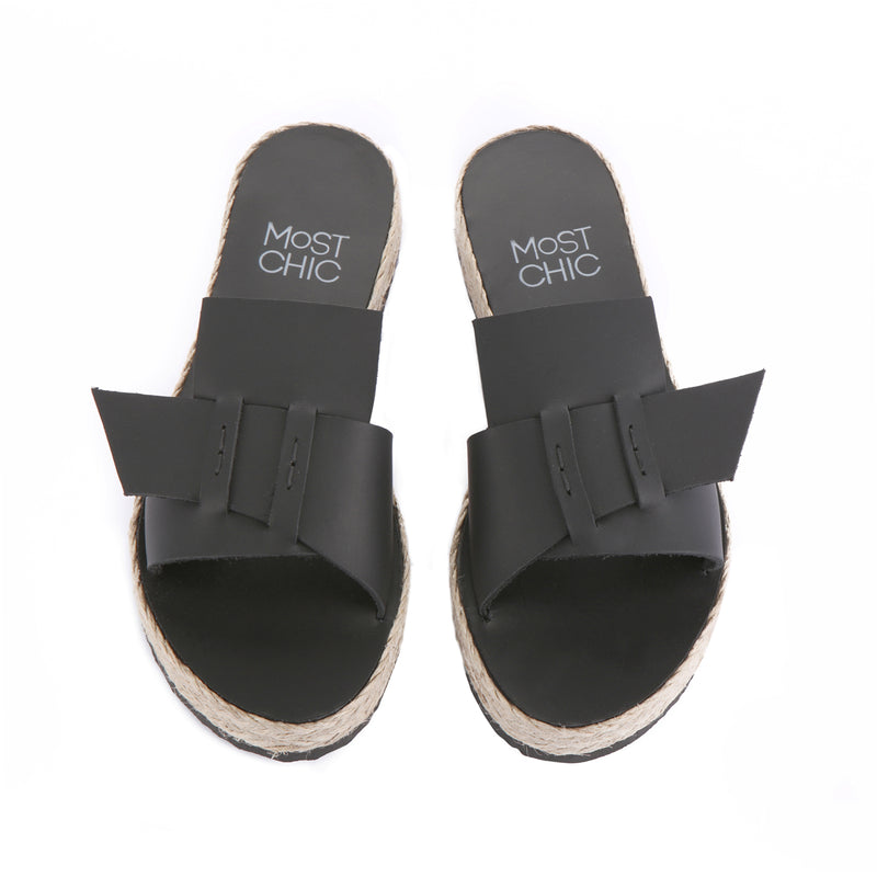 Majesty Platform Black