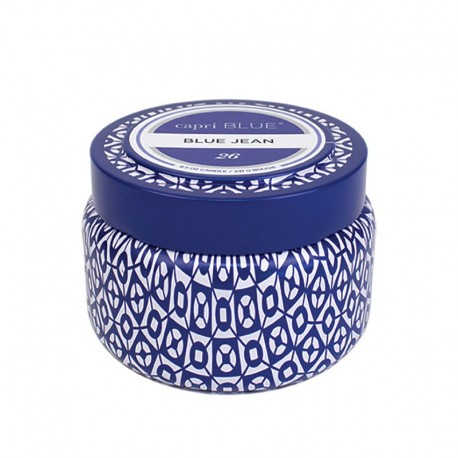 Signature Travel Candle, Blue Jean