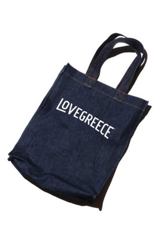 The Lovegreece T-Shirt™ – Women / Navy