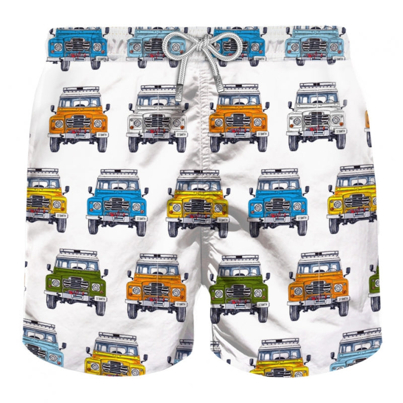MID-LENGTH SWIM SHORT DRIVERS