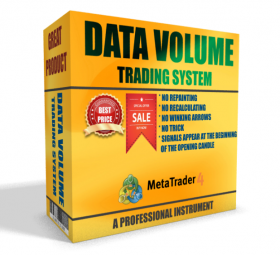 Hidden Volume/Data Volume Trading System for MT4 build 11xx