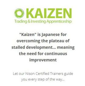 """Kaizen ON-DEMAND Apprenticeship"" by Steve Nison"