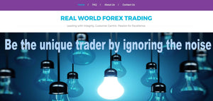 Real World Forex Trading System