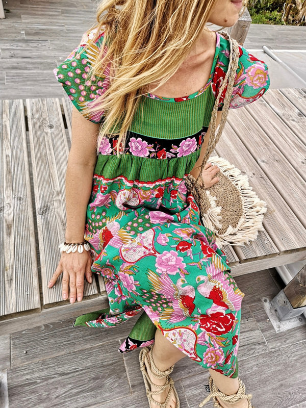 Women Fashion Maxi Dress
