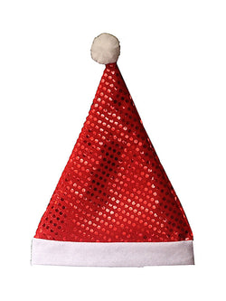 Santa Claus Gift Party Sequins Decoration Christmas Hat