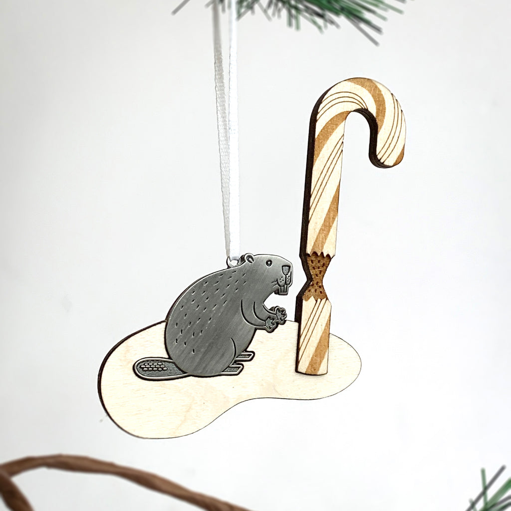 Sweet tooth ornament