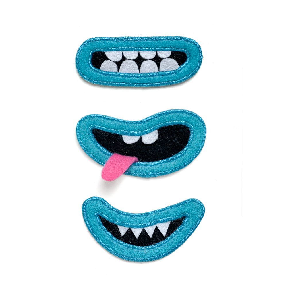 Maskamajig Mouths