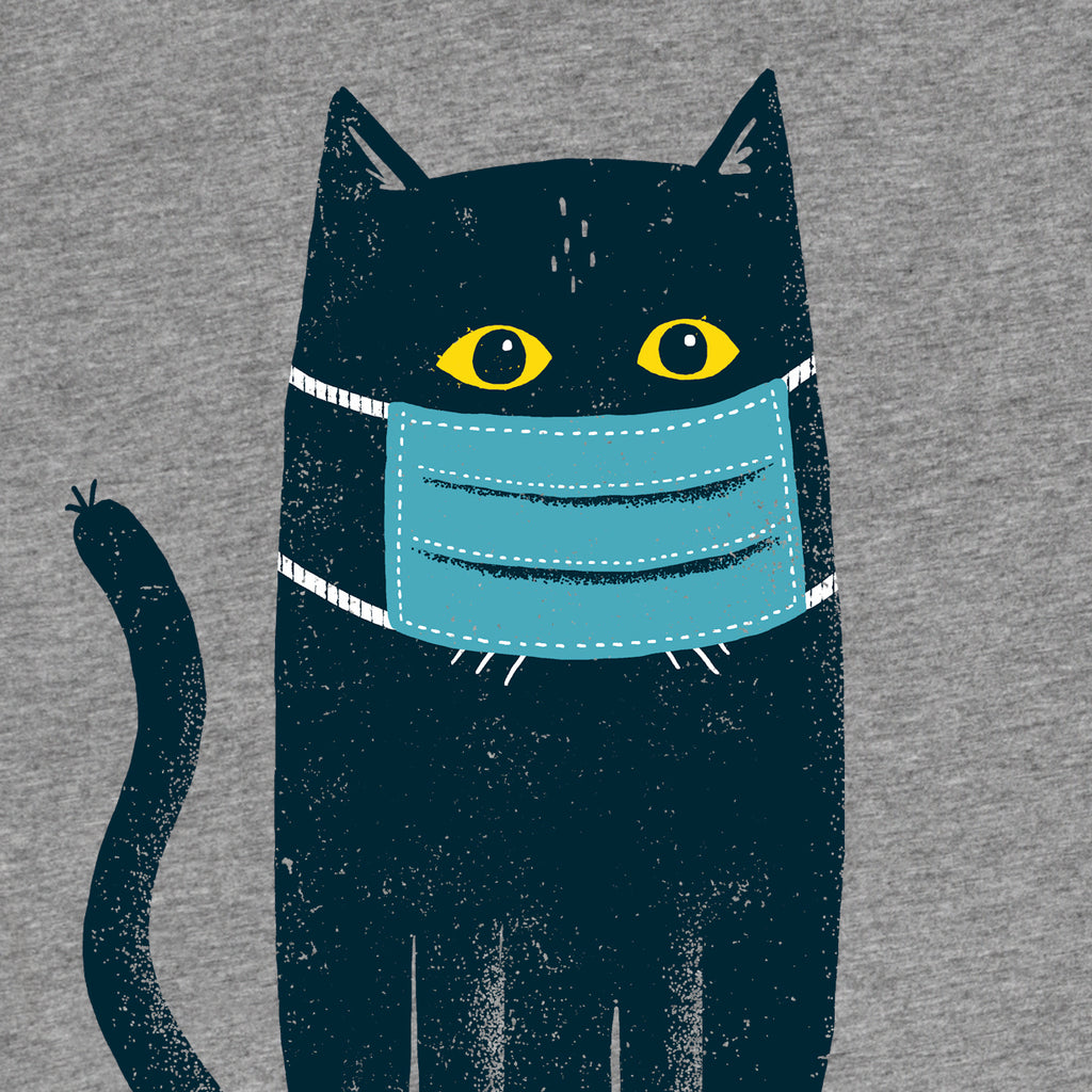 Cat with Mask TEE