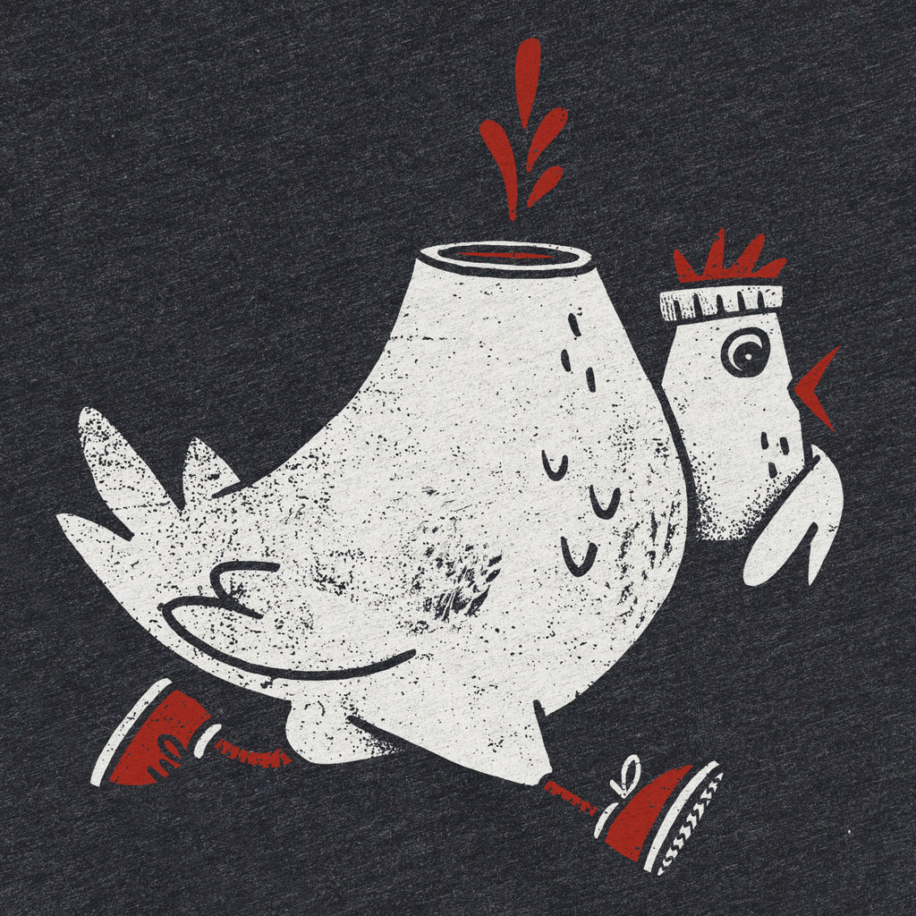 Chicken Run tee