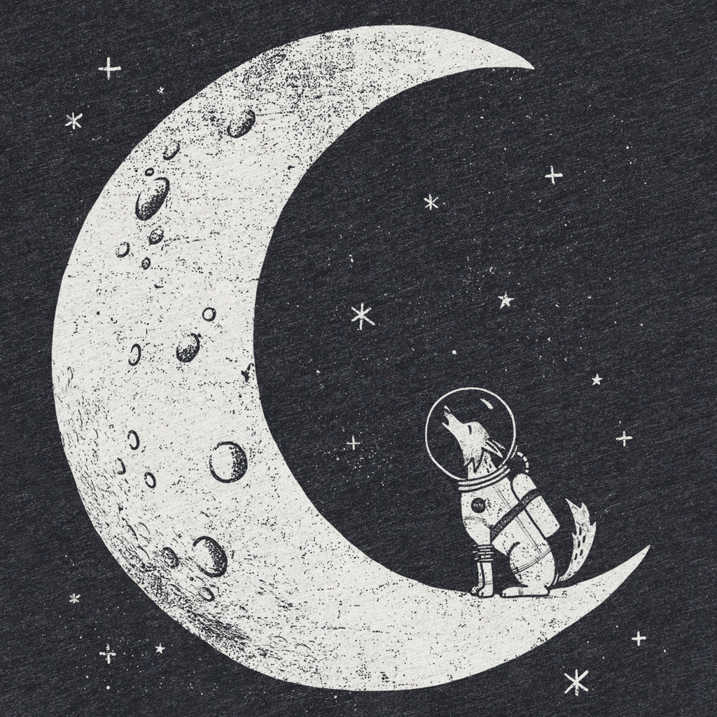 Howl at the Moon tee