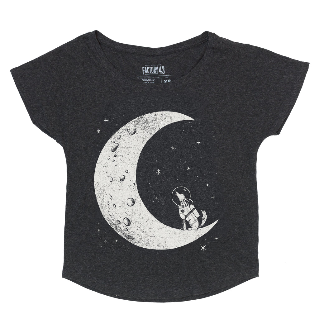 Howl at the Moon Women's Tee