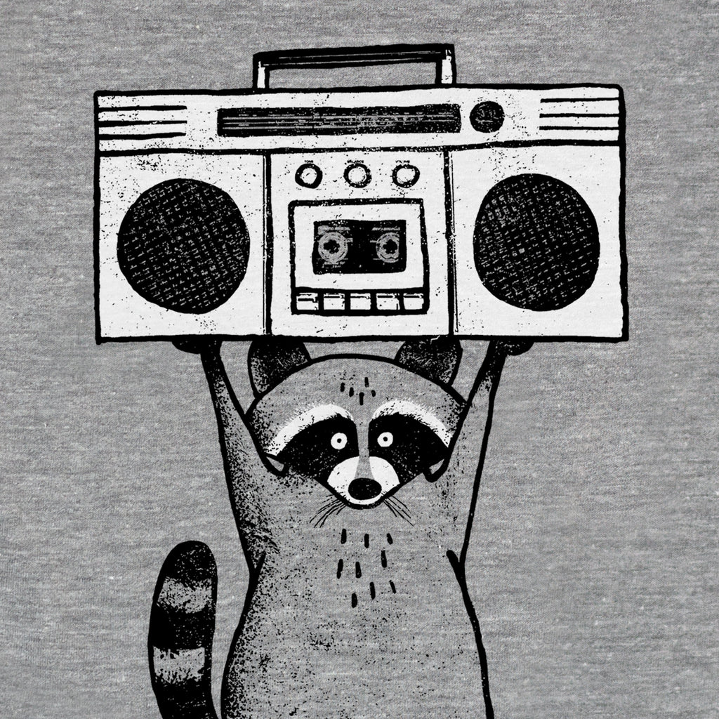 In Your Eyes Raccoon (kid's tee)