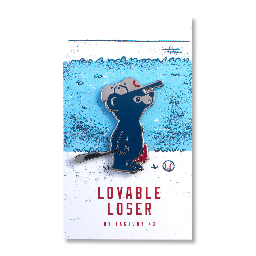 Lovable Loser Pin