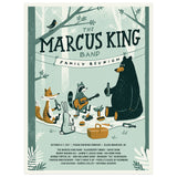 Marcus King Band Family Reunion Poster