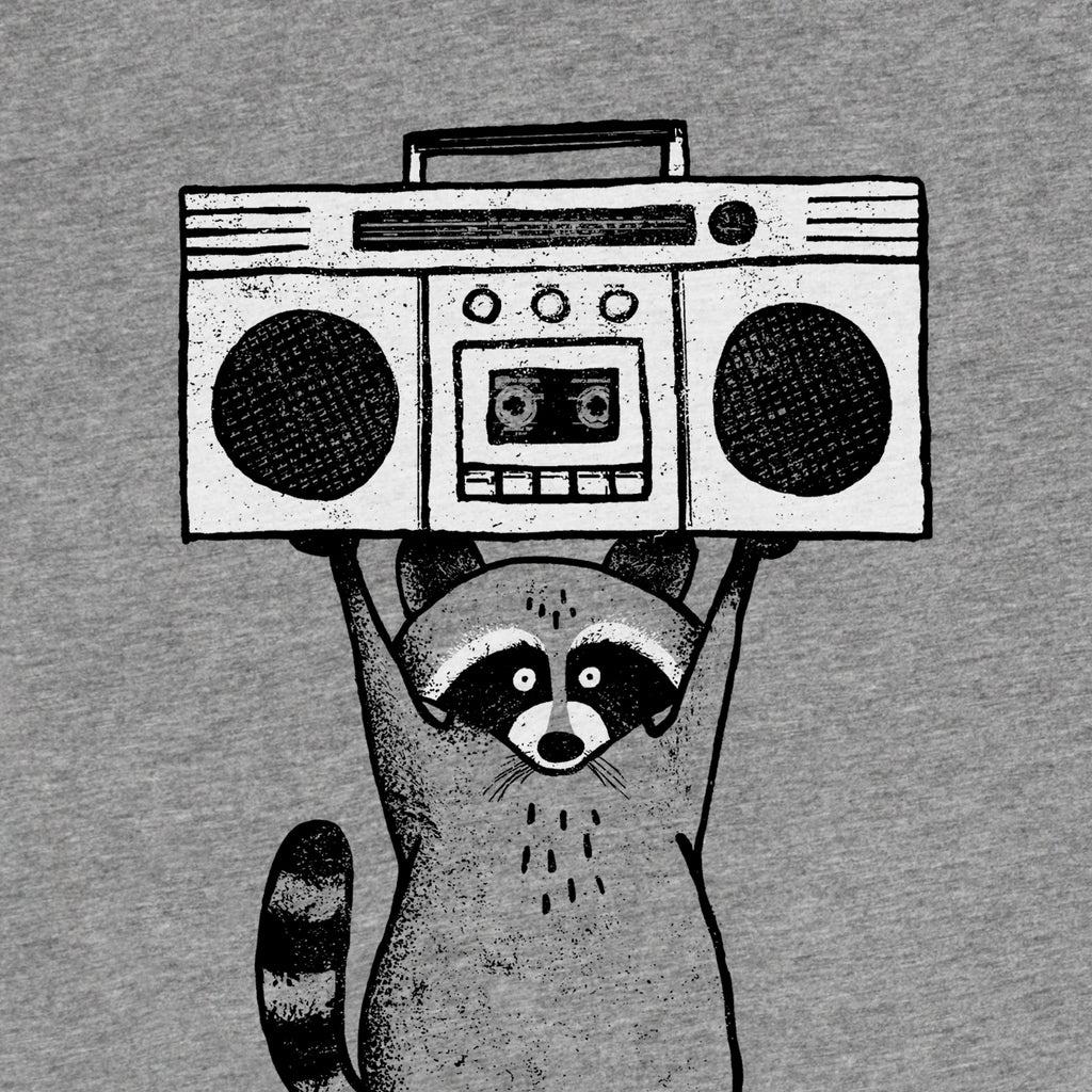 In Your Eyes Raccoon tee