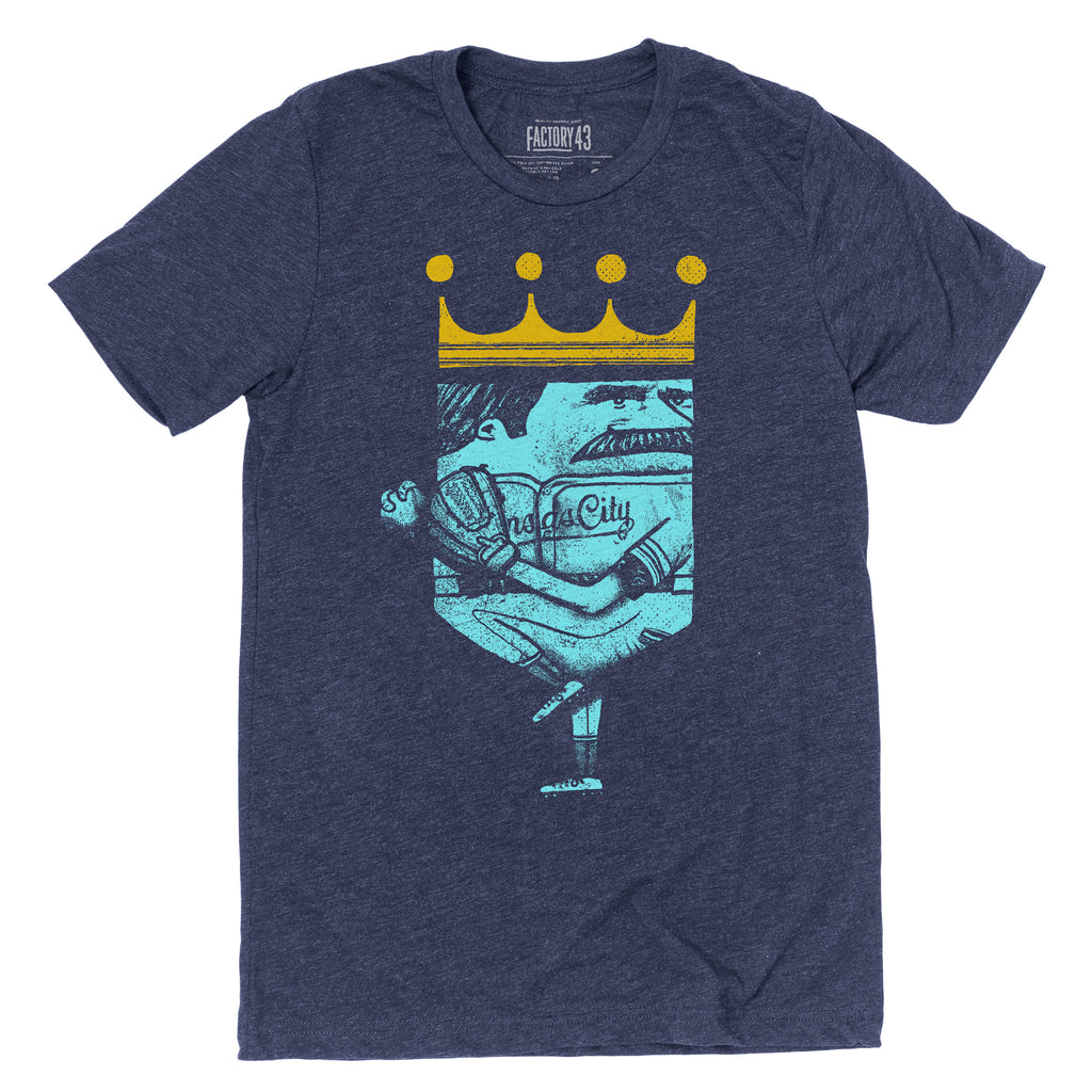 Royal Icon Tee