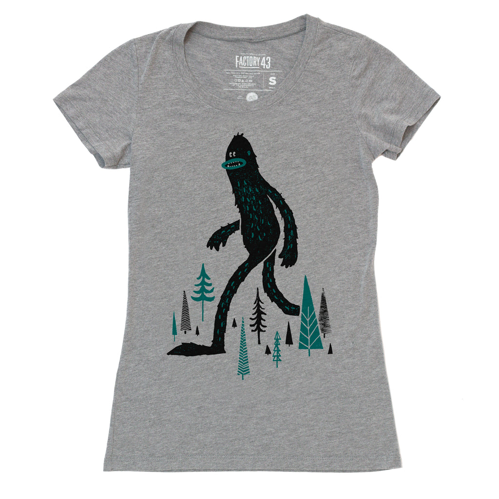 Sasquatch women's