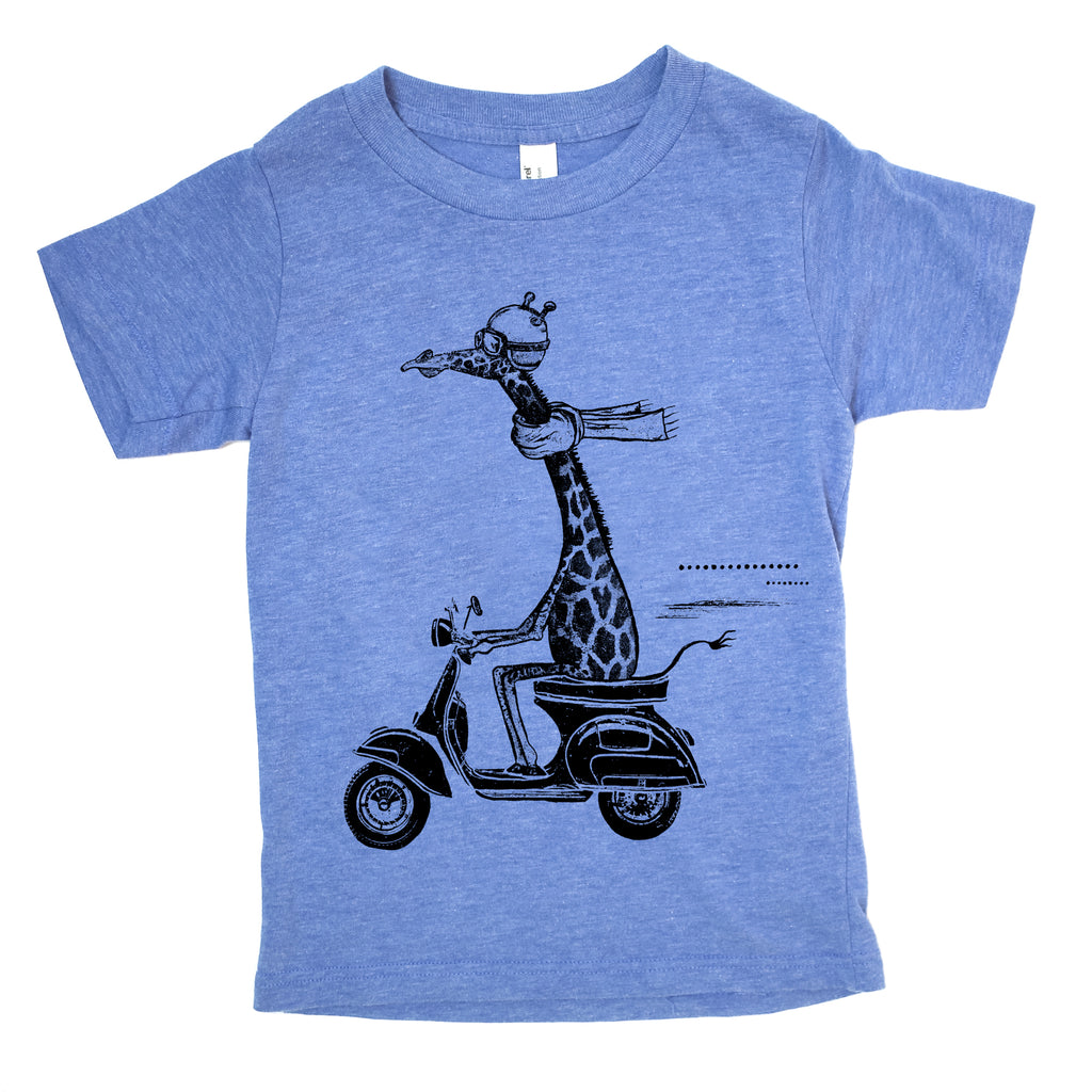 Scooter (kids tee)