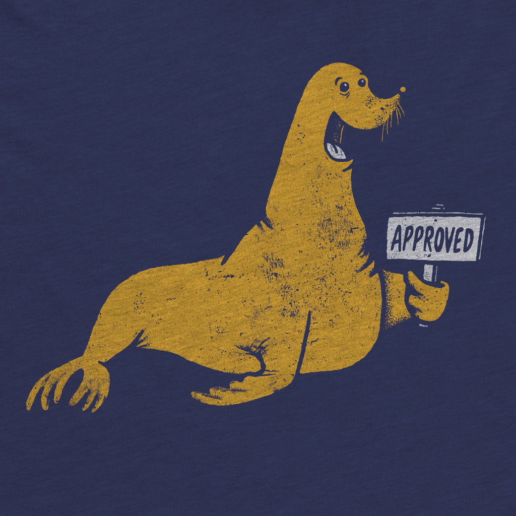 Seal of Approval Women's Tee